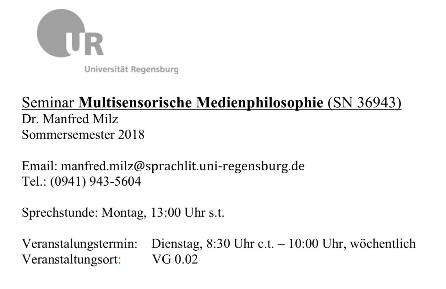 Correspondencias transmodales es bibliografía en Alemania! (Junio 2019)