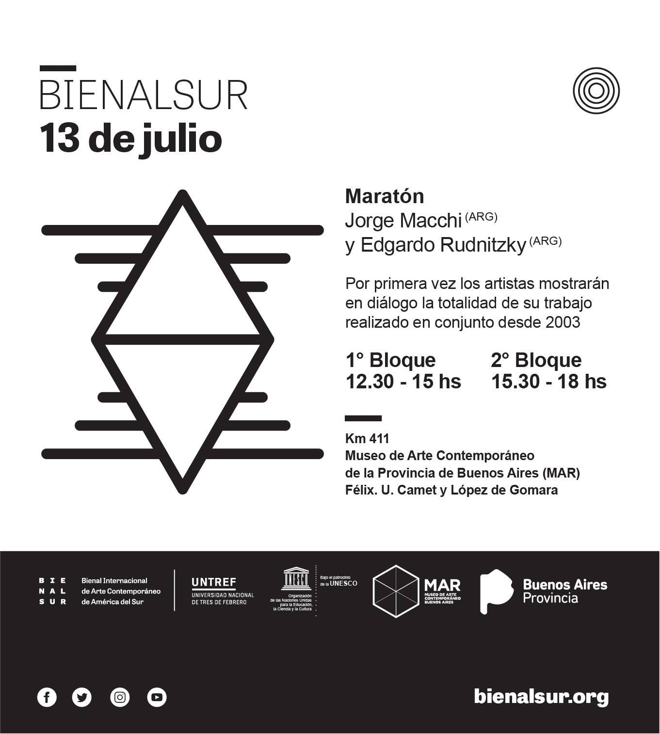Maratón en MuseoMar de Mar del Plata  (Julio 2019)