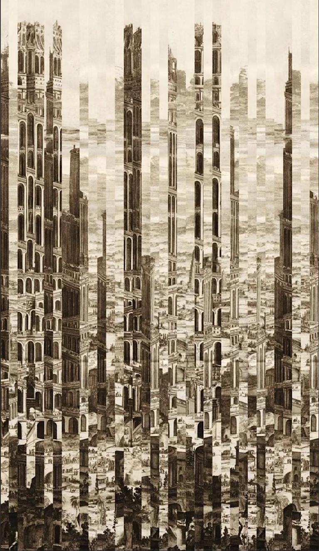 Participación en The Wrong Biennale con la obra RICHKER y ¿Somos Humanos? (2019-2020)