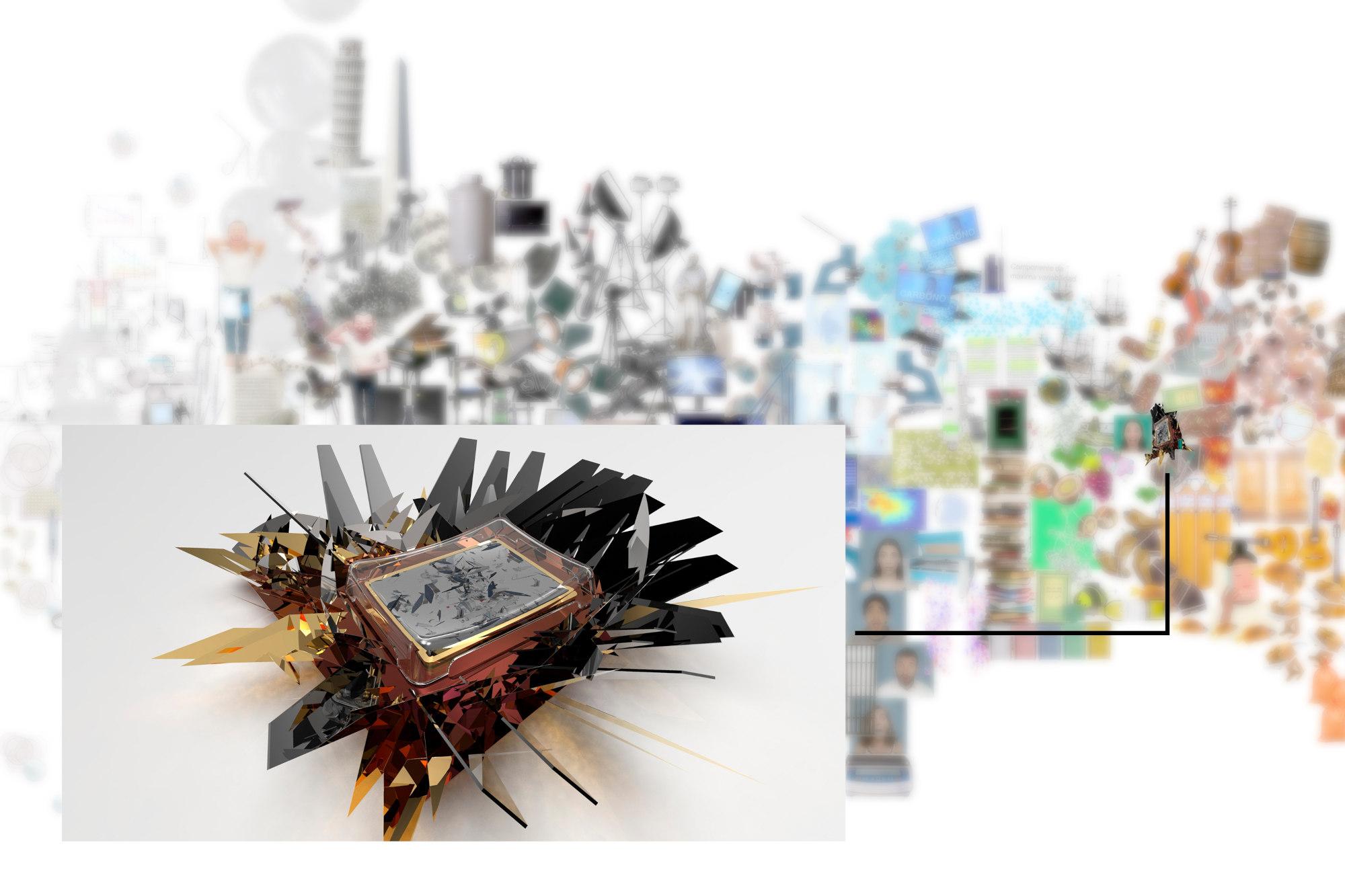 """Participación en """"Ars Electronica Festival"""". Realización de obra conjunta con investigadores de Muntref Centro de Arte y Ciencia """"The Garden of Curiosity"""". (Septiembre 2020)"""